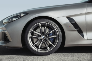 تصاویر نسل جدید BMW Z4 مدل 2019