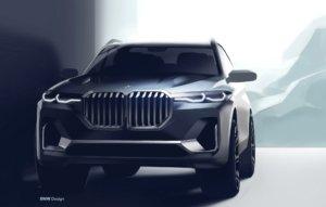 بی ام و X7 مدل 2019 رونمایی شد + ویدیو و تصاویر