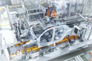 آغاز مونتاژ آئودی A1 جدید در خط تولید مارتورل سئات