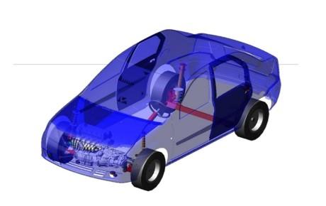 ساخت پلتفرم ملی تنها راه نجات صنعت خودروی کشور است