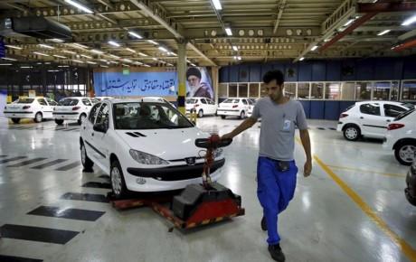کاهش ۴۶ درصدی تولید خودرو