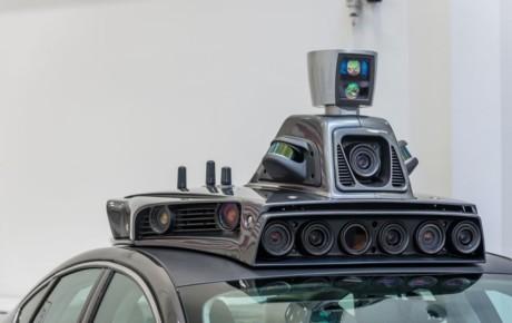 رونمایی تاکسیهای بدون راننده در دوبی