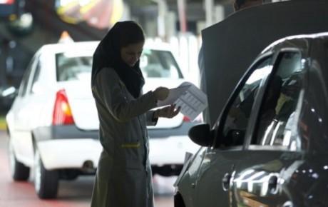 کاهش 18 درصدی تولید خودرو