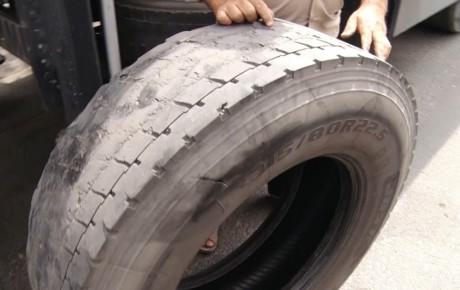 مشکل تأمین لاستیک خودروهای سنگین رفع شد