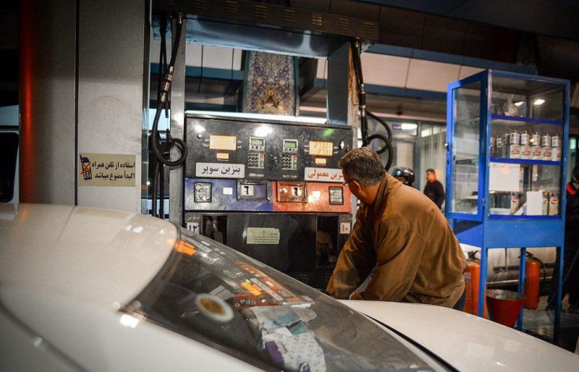 توزیع بنزین سوپر در تهران شروع شد
