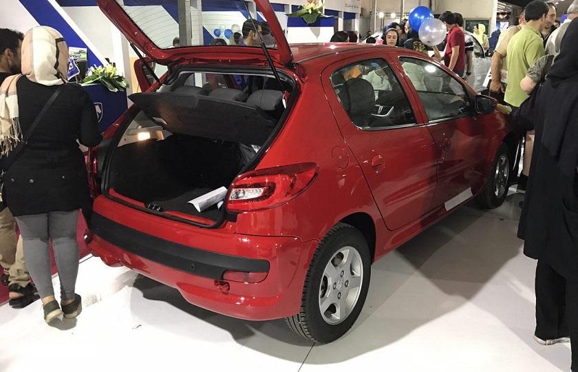 فروش اقساطی محصولات ایران خودرو در نمایشگاه ارومیه