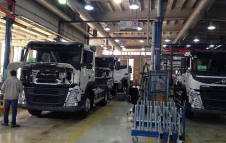 رشد یک درصدی تیراژ خودروهای تجاری