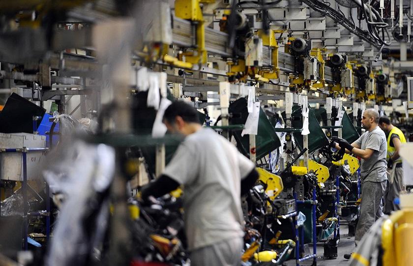 تولید قطعه سازان ۵۰ درصد کاهش داشته است