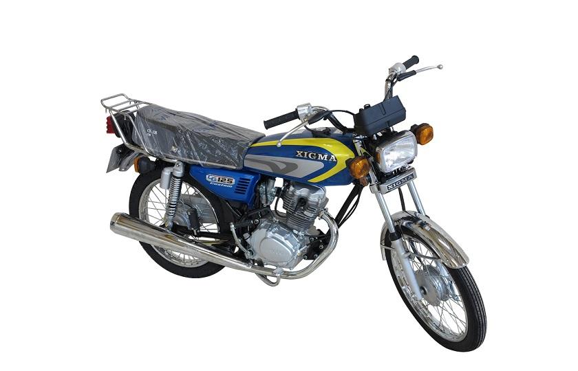 حراج موتورسیکلتهای احتکاری!