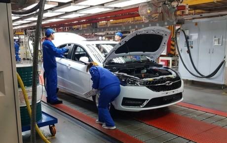 کاهش ۴۸ درصدی صادرات خودرو در چین
