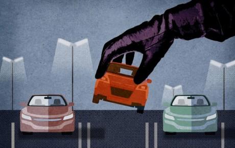 راهکارهایی برای پیشگیری از سرقت خودرو