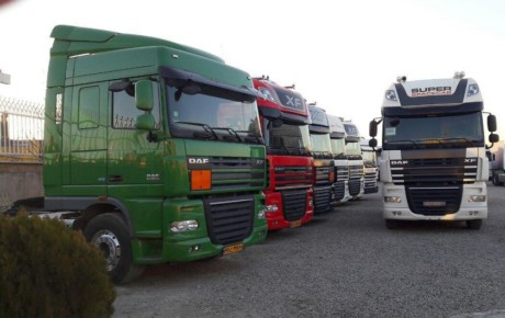 نرخ کرایه کامیونها به تن – کیلومتر رسماً تصویب شد