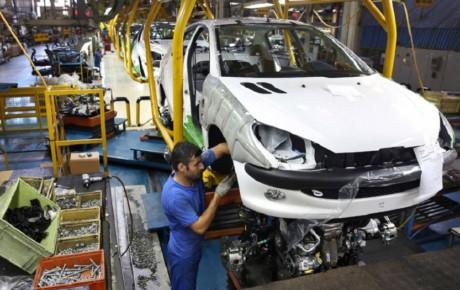 تأثیر تحریمها بر تیراژ خودروسازان