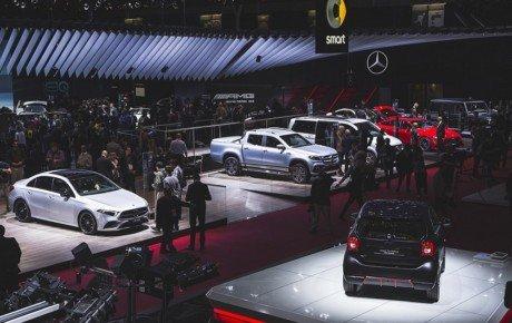 در نمایشگاه خودروی پاریس ۲۰۱۸ چه گذشت