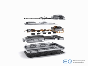 مرسدس بنز EQC از اواسط 2019 وارد خط تولید میشود + تصاویر