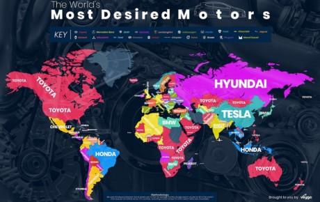 نگاهی به محبوبترین برندهای خودرویی در گوگل