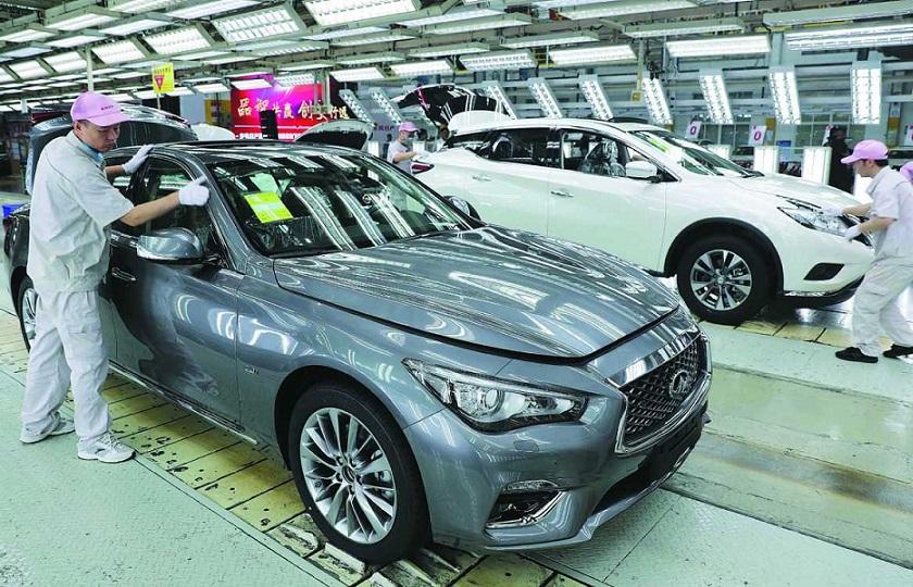 تعرفههای آمریکا برنامه خودروسازان چینی را بر هم می زند