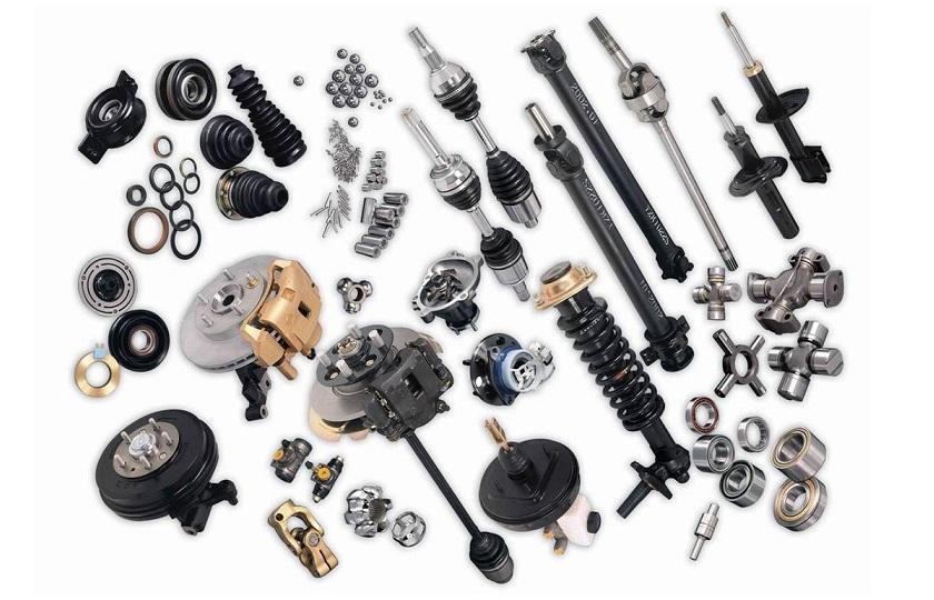 افزایش 49 درصدی واردات قطعات منفصله خودرو