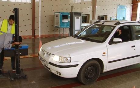 پلاک خودروهای فاقد معاینه فنی استان تهران جریمه میشوند