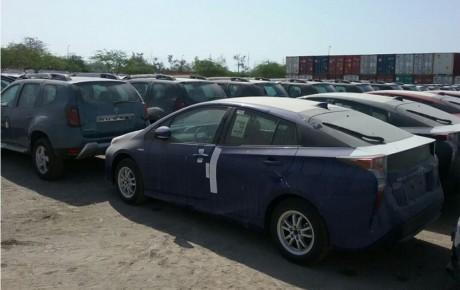انهدام باند قاچاق واردات خودرو خارجی در استان هرمزگان