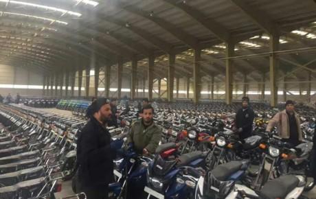 وضعیت نابسامان تولید کنندگان موتورسیکلت