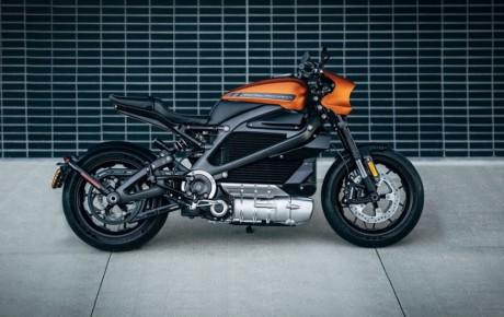 رونمایی رسمی از موتورسیکلت الکتریکی هارلی دیویدسون + ویدیو
