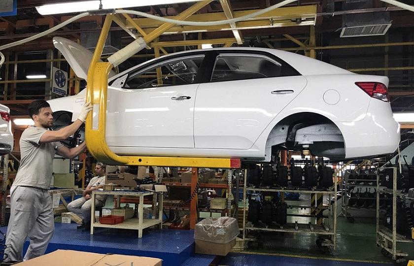 قیمت گذاری خودرو در کارخانه منطقی است
