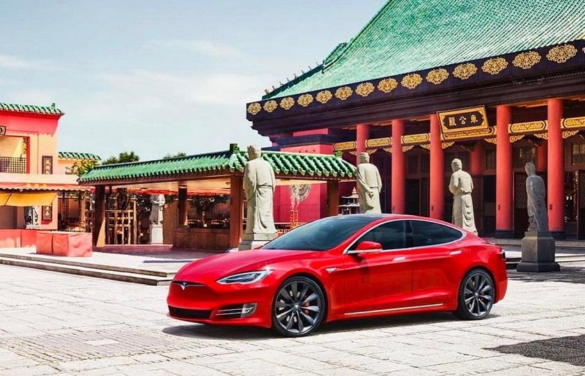 استارت فروش اولین خودروهای تولیدی تسلا در چین