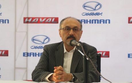 محمد ضرابیان مدیرعامل جدید گروه بهمن