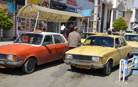 مالکان تاکسیهای فرسوده بخوانند