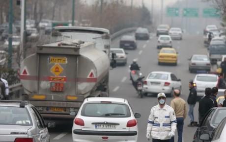 خودروهای فاقد استاندارد یورو ۵ شماره گذاری نمیشوند