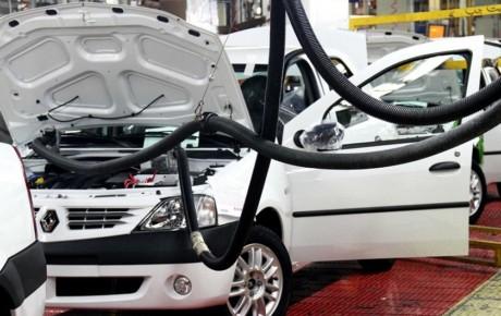 رشد ۵۰ درصدی تیراژ خودروسازان نسبت به شهریور ماه