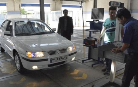 جریمه اشتباهی برای خودروهای دارای معاینه فنی