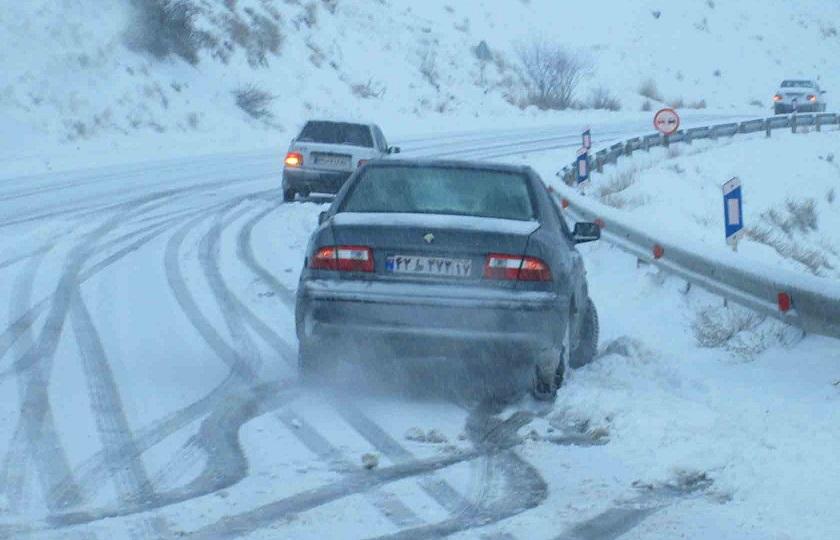 توصیههای پلیس برای رانندگی در فصل زمستان