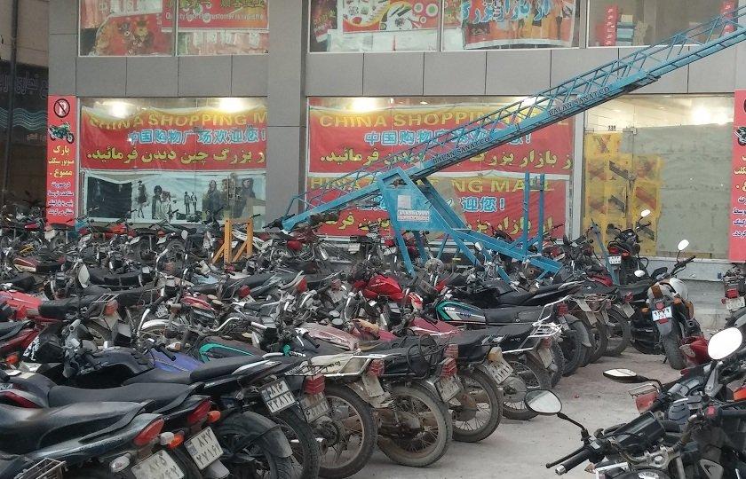 تحریمها تاثیری بر بازار موتورسیکلت ندارد