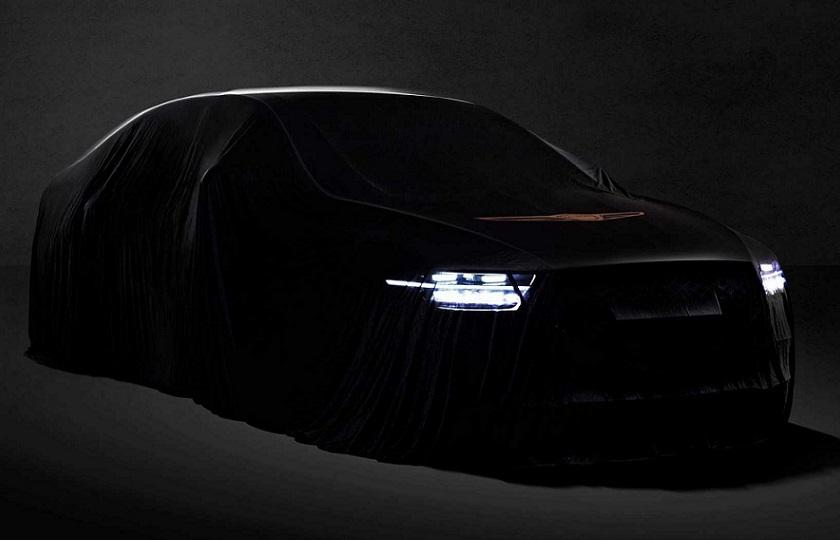 انتشار تیزر جدید جنسیس G90 مدل 2020