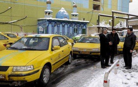 بسته شدن پرونده تاکسیهای برقی