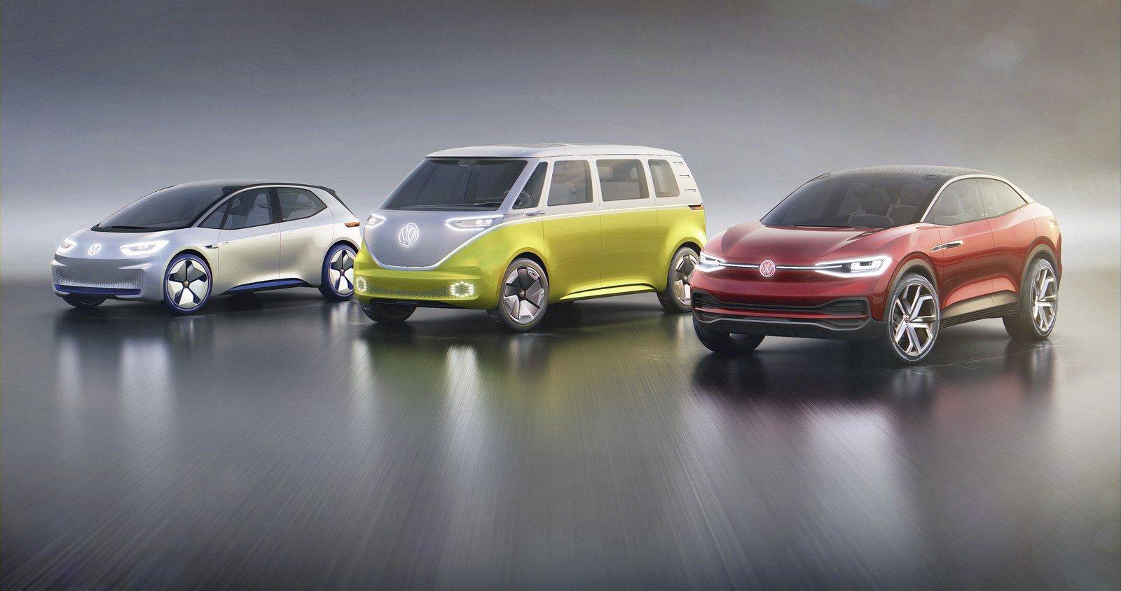 برنامه شرکت فولکس واگن برای خداحافظی از موتورهای احتراق داخلی
