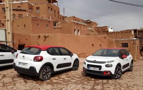 تحویل نخستین سری خودروهای سیتروئن C3 به متقاضیان