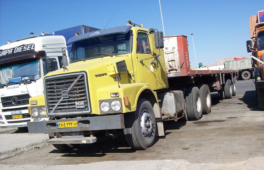 مشکلات کامیون داران بررسی میشود