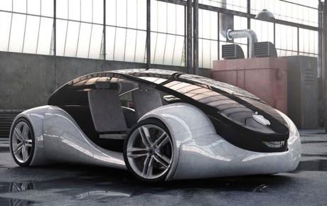 ورود اپل به صنعت خودروسازی!