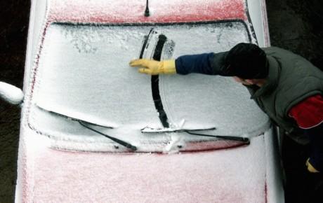 نحوه صحیح گرم کردن خودرو در زمستان
