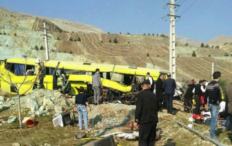 اتوبوس مردودی یا اجل مقصر کیست؟!