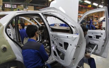 افت تولید ایران خودرو در آذرماه بیشتر شد