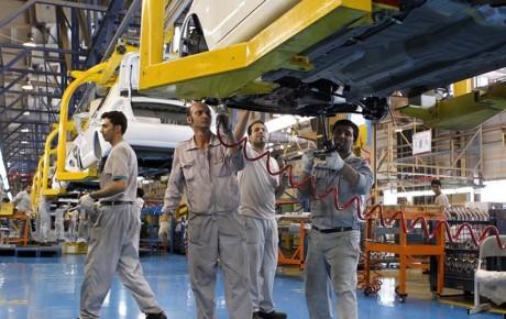 آمار تولید خودروهای افزایش قیمت یافته