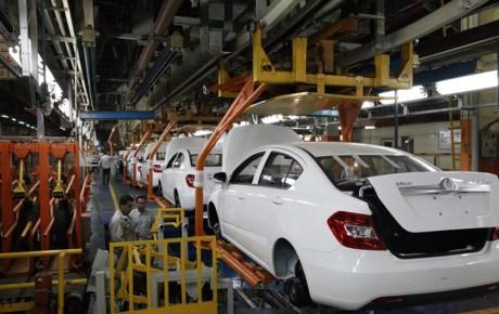تولید خودرو رو به افزایش است