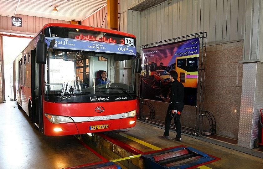 دولت از تولید کنندگان داخلی اتوبوس حمایت کند