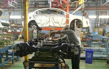 افزایش ۱ درصدی تیراژ خودروسازان خصوصی