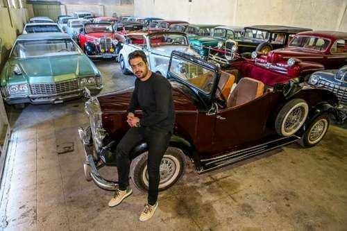 بازار داغ ماشین عروس کلاسیک با موتور پراید