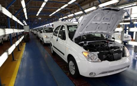 12 هزار میلیارد تومان نقدینگی در اختیار زنجیره خودروسازی کشور